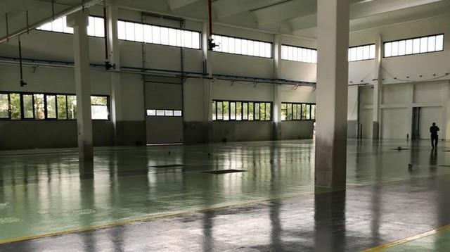 pavimenti industriali in resina Arrighi e Brogi