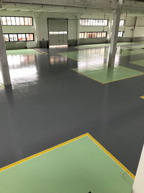 Quali considerazioni fare prima di scegliere un pavimento industriale