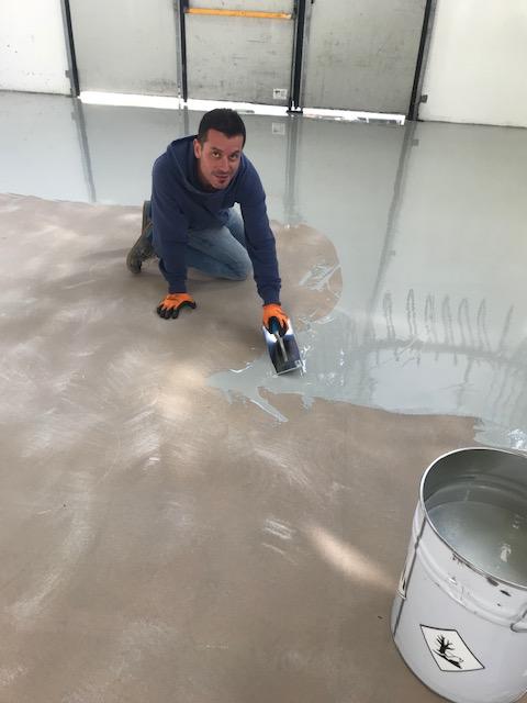 Ristrutturare i pavimenti con la resina: tutti i vantaggi