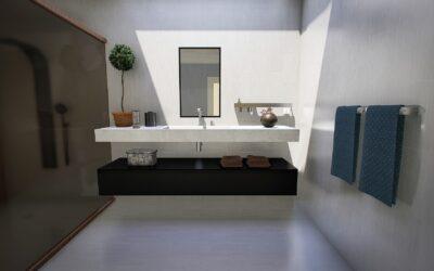 Ristrutturare il bagno con le resine decorative: quale stile scegliere?