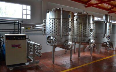 Resine per l'industria vinicola: funzionalità e igiene al top!