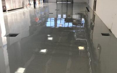 Pavimenti in resina a prova di HACCP!